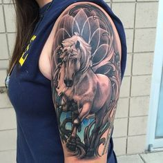 60 Gorgeous Horse Tattoo Designs – Natural and Powerful