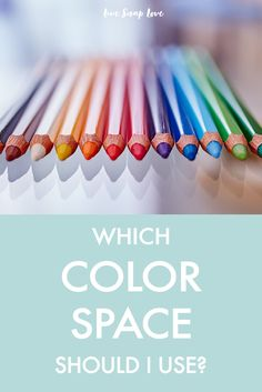 How much do you all know about Colour Space? It's something we tend not to pay too much attention to until we start to notice that our prints aren't coming back from the print shop the way we thought they would, or we post our images on Facebook and they look all washed out and with weird colors! Click through to read an easy to understand beginners guide to color space.