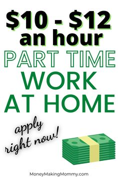 If you need a job and working from home is the solution you're needing as well -- this company is hiring. Typically it's part-time and some projects do offer flexibilty. This is probably the perfect position for someone that's new to work at home and looking for entry level work from home for the beginner. But, of course -- it's for anyone that really want to work from home. Home Based Jobs, Work From Home Companies, Work From Home Opportunities, Work From Home Jobs, Earn From Home, Make Money From Home, How To Make Money, Successful Business Tips, Need A Job