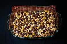 This recipe, Cranberry Crunch Bars, was created by Kelcey Fleagle.  #cinnamon  #chocolate