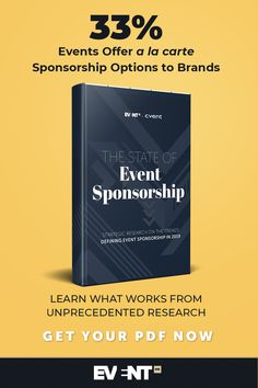 of events offer a la carte sponsorship options to brands. Learn what works from unprecedented research. Get your free PDF. Wedding Events, Wedding Reception, Rustic Wedding, What Works, Event Marketing, Event Management, Company Names, First Names, Event Design