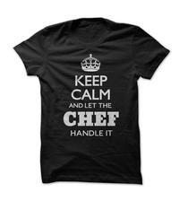 Chef T-shirt $19