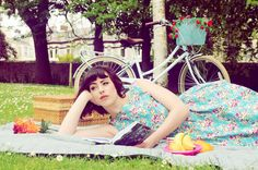 picnic girl
