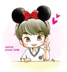 Minnie Jin fanart