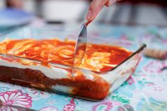Havtorn-sirup +  hverdagstiramasu med havtorn
