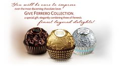 Ferrero Rocher - simply the best candy ever