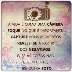#vida #câmera #foto