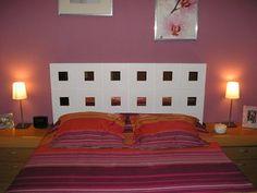 construye tu cabecero de cama con espejos malma de ikea : x4duros.com