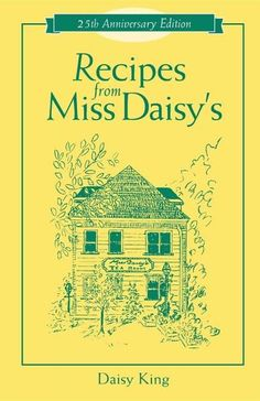 For twenty-five years Recipes from Miss Daisy's has been the cookbook of choice for the thousands of people who have enjoyed the warm hospitality and delicious food that were the hallmarks of Miss Dai