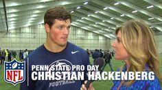New York Jets Invite Penn State QB Christian Hackenberg For Pre-Draft Visit