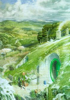 Alan Lee - The Lord of the Rings