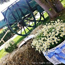 Dettagli allestimento matrimonio country chic | Wedding designer & planner Monia Re - www.moniare.com | Organizzazione e pianificazione Kairòs Eventi -www.kairoseventi.it