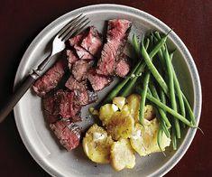 Kosher Recipe: Five-Minute Marinated Skirt Steak | Gourmet Kosher Cooking