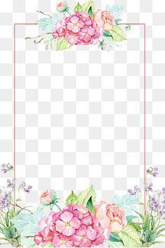 New Wedding Invitations Floral Free Clip Art Ideas Flower Border Png, Floral Border, Flower Borders, Design Floral, Floral Invitation, Floral Wedding Invitations, Invitation Background, Art Rose, Flower Clipart