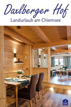 Familien- und kinderfreundlicher 5-Sterne Erlebnis-Bauernhof der Spitzenklasse in traumhafter Einzellage im Herzen von Bayern. Chiemsee | Reisetipps | Berge