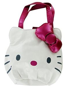 628adce326 Hello Kitty Big Face Bag by Hello Kitty    Learn more by visiting the image  link.(It is Amazon affiliate link)  HelloKitty