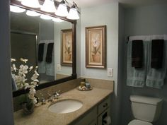 Easy bathroom updates by Dream Interior Redesign   StagingSpace Saver Over the Toilet Rack   Brown by Jeco   Space saver  . Easy Bathroom Updates. Home Design Ideas