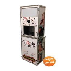 EZP-BBTS200 Branding Photo Booth *Shell Only   $2,500