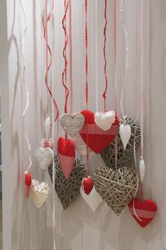 hearts decor
