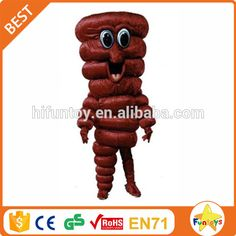 Check out this product on Alibaba.com App:Funtoys CE Halloween Theme Carnival Cosplay Tornado Mascot Costume https://m.alibaba.com/36vyQn