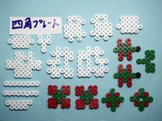 2016_1223_102845p1050982 Pearler Bead Patterns, Pearler Beads, Xmas, Christmas, Beading Patterns, Pixel Art, Pokemon, Holiday Decor, Noel
