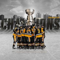 4 Wins.  4 Rounds. 4 Stanley Cups.