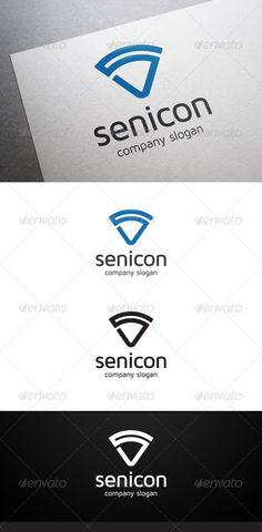 Buy Senicon S Letter Logo by flatos on GraphicRiver. Description Senicon S Letter Logo is a multipurpose logo. This logo that can be used by multimedia developers, design. Three Letter Logos, Web Design, Logo Design, Symbol Design, Company Slogans, Unique Logo, Monogram Logo, Design Agency, Logo Templates