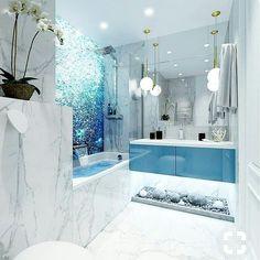 6 Profound Clever Tips: Bathroom Remodel Storage House simple guest bathroom remodel.Small Bathroom Remodel On A Budget. Dream Bathrooms, Beautiful Bathrooms, Small Bathroom, Bathroom Ideas, Bathroom Remodeling, 1950s Bathroom, Paint Bathroom, Wainscoting Bathroom, Bathroom Marble