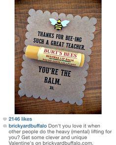 Cute idea! Via Brickyard Buffalo on IG