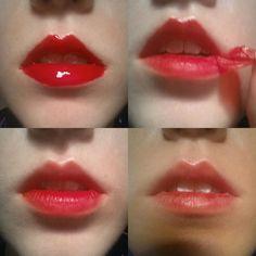 Berrisom's Oops My Lip Tint Vivid Scarlet Review