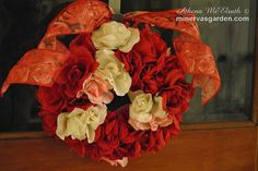 Dollar Tree Valentine s Wreath Tutorial