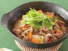 ピリ辛火鍋レシピ 講師は森野 眞由美さん 使える料理レシピ集 みんなのきょうの料理 NHKエデュケーショナル