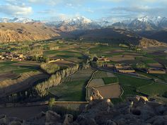 Amazing country caught in a very bad political situation - Afghanistan