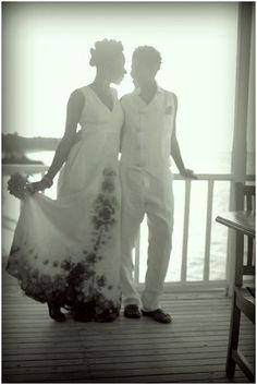 Real Gay Weddings: Nicole and Emma | Equally Wed - A gay and lesbian wedding magazine.