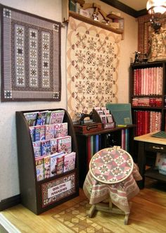 Cynthia Howe quilt shop