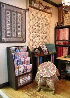 Cynthia Howe quilt shop