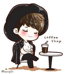 Youngjae fanart. Props to the artist.