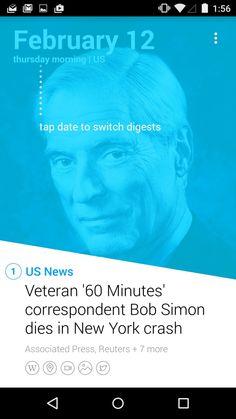 Yahoo News Digest   Pttrns
