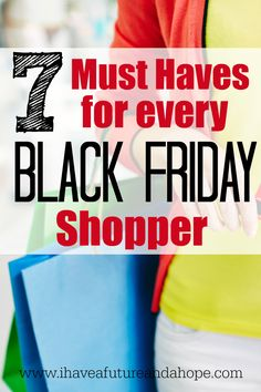 7+Must+Haves+for+every+Black+Friday+Shopper
