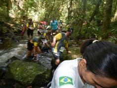 K21 Serra do Japi, uma prova de trilha (trail run) realizada em São Paulo. São 21 Km de muitas subidas e paisagens lindas. No final, fomos agraciado com uma passagem dentro de um rio e a possibilidade de mergulhar nas cachoeiras da região.