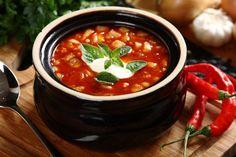Przepis na Węgierska zupa z miasta Szeged