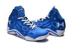 online retailer d32c9 8844f Men s Under Armour UA Micro G Anatomix Spawn II Basketball Shoes Blue   1709UNDERARM-4  -  79.00. LaichenBlaue SchuheBasketballschuhe