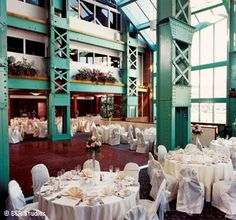 Windows on the River (Cleveland, Ohio)  Our Wedding Venue!