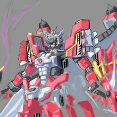 Gundam x Kamen Rider - Artwork by Yanagiya Inflation Designs     Created by Yanagiya Inflation Designs