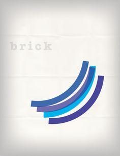 Minimalist poster for Rian Johnson's BRICK Rian Johnson, Cinema Posters, Blade Runner, Minimalist Poster, Raven, Brick, Company Logo, Film, Projects