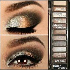 Bonjour à toutes ! Je vous parle aujourd'hui de maquillage, qui n'aime pas les nouvelles tendances , les nouvelles couleurs ..?! Mettre en valeur ses yeux, qu'ils soient bleus, marrons...