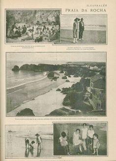 Ai mê rico Algarve!: Praia da Rocha, 1926