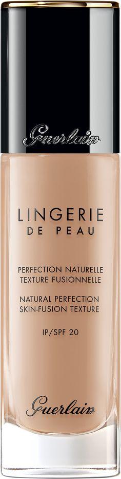 GUERLAIN Lingerie de Peau Natural Perfection - Skin-Fusion Texture SPF20