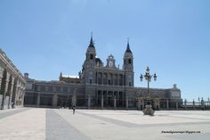 Catedral de La Almudena, Madrid.
