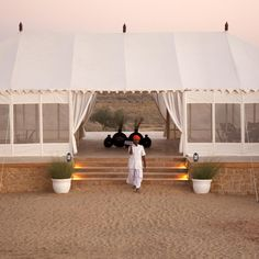 5 Luxurious Camping Trips in Rajasthan